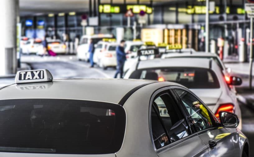 Taxi Gare Lyon Part Dieu