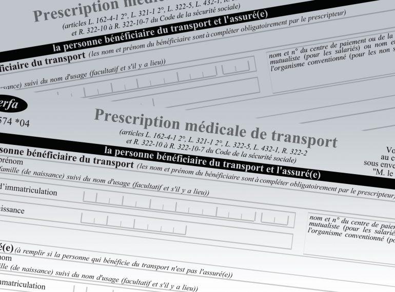 Prescription Médicale de Transport : Comment L'utiliser