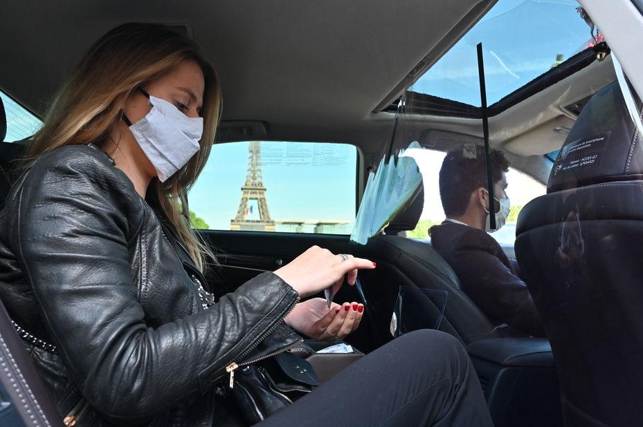 Est-il préférable de choisir un taxi en temps de COVID
